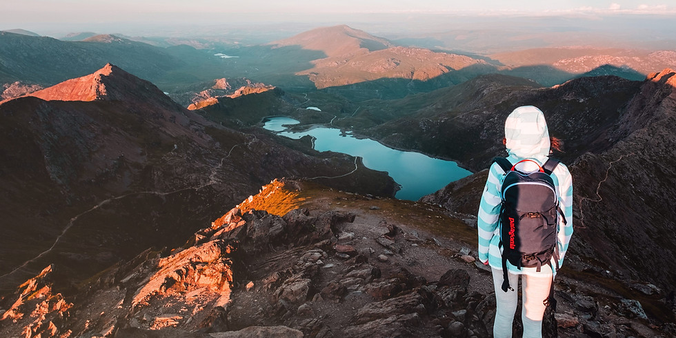 SOLD OUT Snowdon weekend hike - private hotel room and travel included