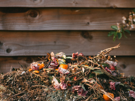The efficient compost heap