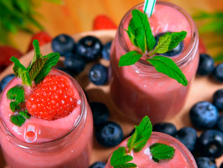 Smoothie Time - Looking for a refreshing drink to beat the heat?