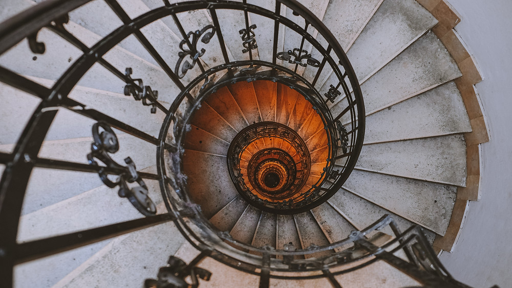 Repeating negative patterns. A vicious circle. A downwards spiral. Counselling can help.