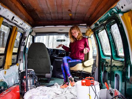 Achat ou conversion de van : savoir établir ses besoins