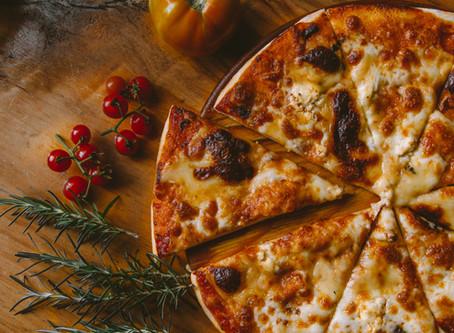 Let's Make Homemade Pizza Dough