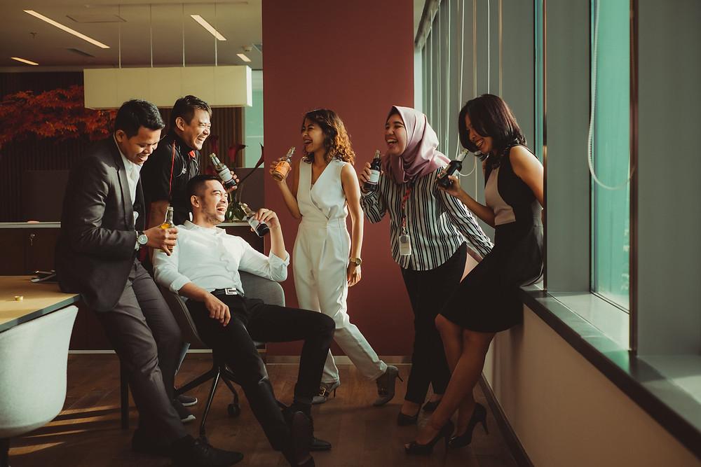 Vibe, culture, standard, work, workplace, appreciation, compliment, karma