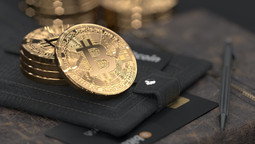 Bitcoin price falls after breaking ascending support