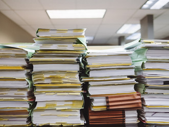 6 Ways Your Business Can Suffer From Bad Record Management