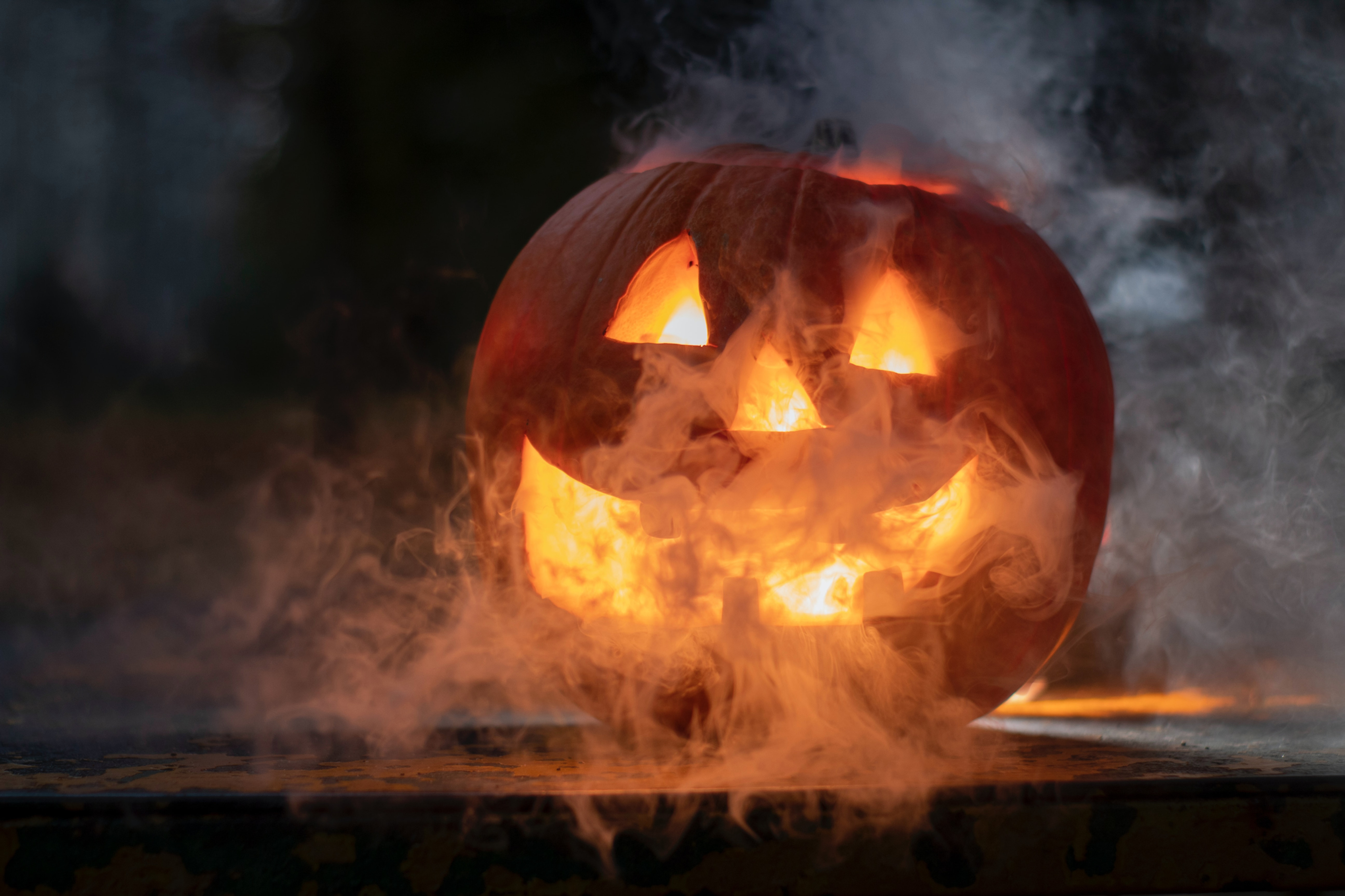 Halloween-Familienshow