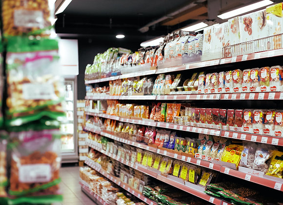 Супермаркет | финансовая модель бизнес плана