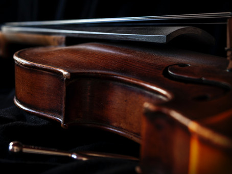 Top tips for a beginner violinist – 8 tips from my first year