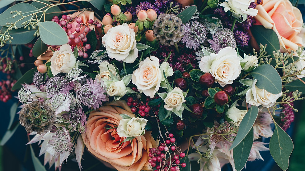 Build Your Own Bouquet Bar- By Connor & Co