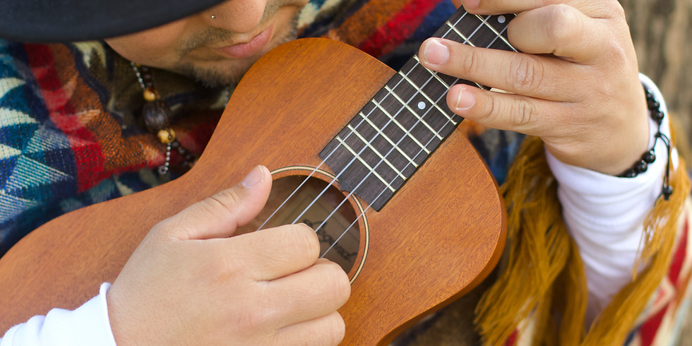 CLASS FULL! Sip-n-Strum Ukulele Classes 7pm, Tuesdays in August