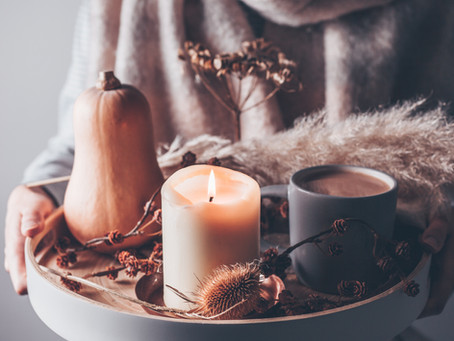 My Favourite Autumnal Candles | Blogtober Day Eighteen, 2020