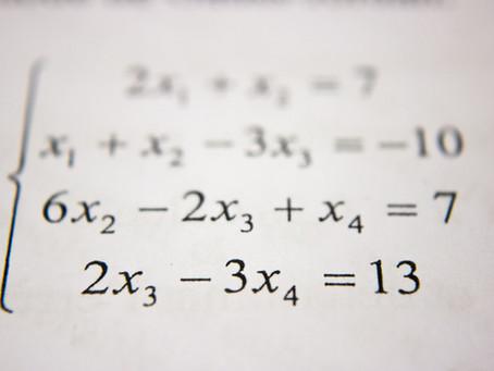 Votre enfant est nul en maths ? Pensez à un prof particulier !