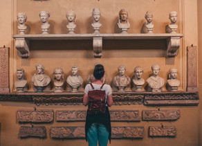 E-excursion to world famous museums with Phyo Ei Khine (Part-1)