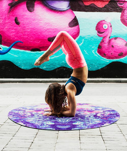A Little Yoga