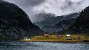 Rescuers Search for Survivors in Norway Landslide
