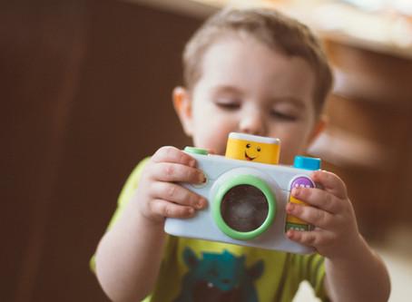 Álbum de fotos para mi bebé ¿Cómo hacerlo?