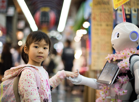 Artificial Intelligence For Kids?