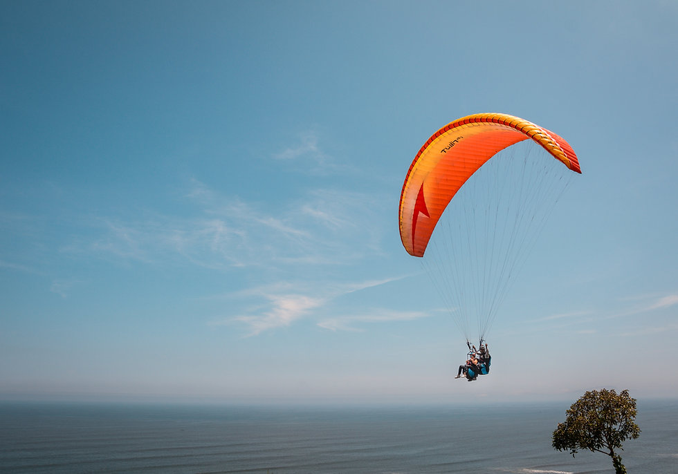 Paragliding Mantra Contact Us