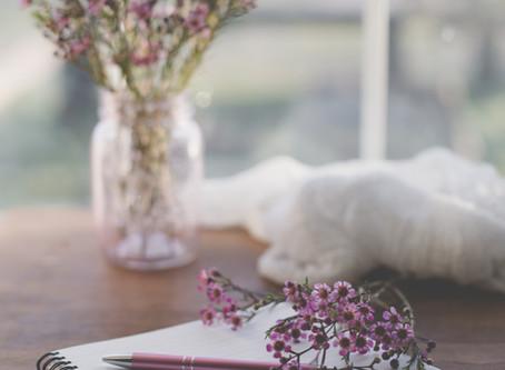 Daily Routine: Tagebuch schreiben
