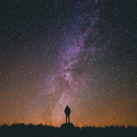 The Same God Who Named the Stars Knows You and Loves You in a Personal Way