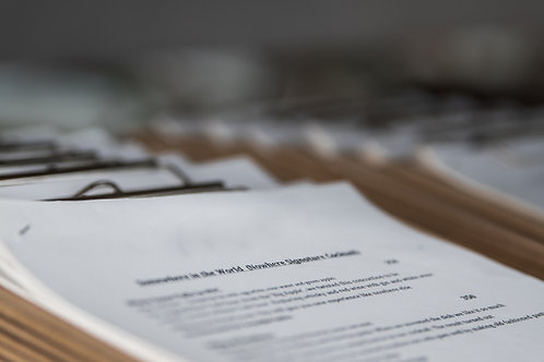 Journal Formatting