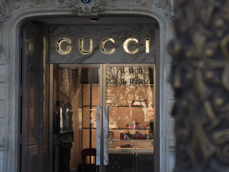 Gucci & The North Face - łączą siły!
