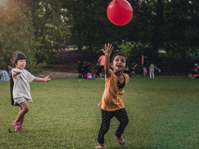 Tampines Parks That Your Child Will Enjoy