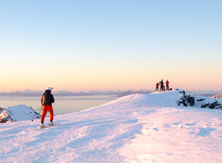 10 tips for your first day ski touring in Whistler