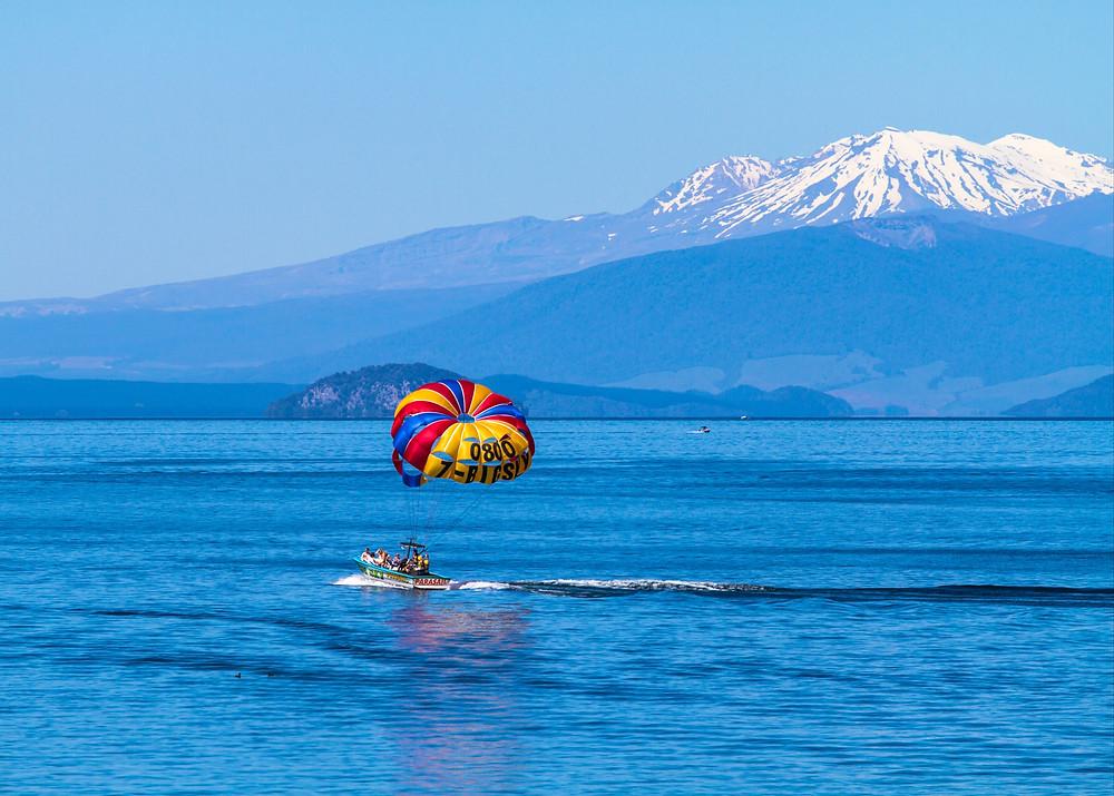 Озеро Таупо, Новая Зеландия, туры в Новую Зеландию
