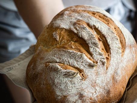 Week 24: Baking Bread