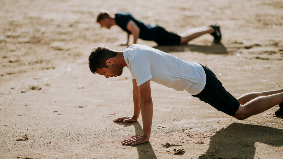 Workout Of The Week: Alex