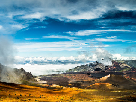 Court Limits Flights over Haleakala & Hawaii Volcanoes National Park
