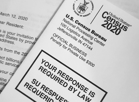 Advocates: Completing your 2020 Census form is taking action -- Not just sharing info