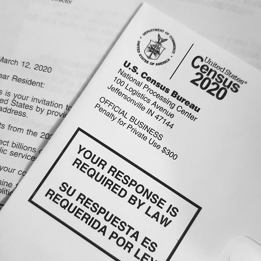 It's Census Time!