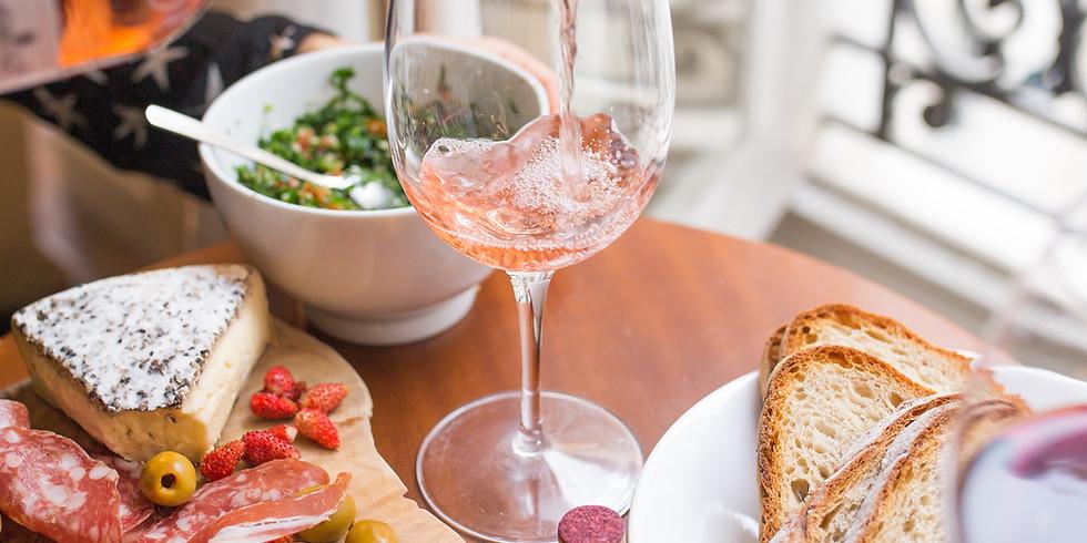 Chef's Table: Evening in Paris