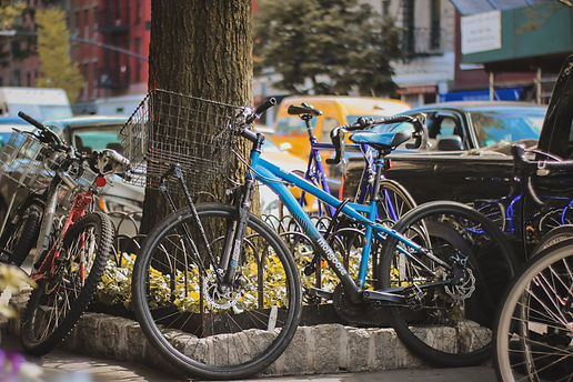 Lindsay Ontario Bike