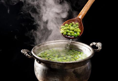 Garden Pea & Ham Soup