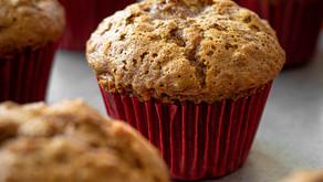 Vegan Quinoa and Yogurt Breakfast Muffins