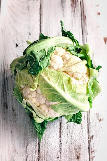 CUT Cauliflower (1/2 Half)