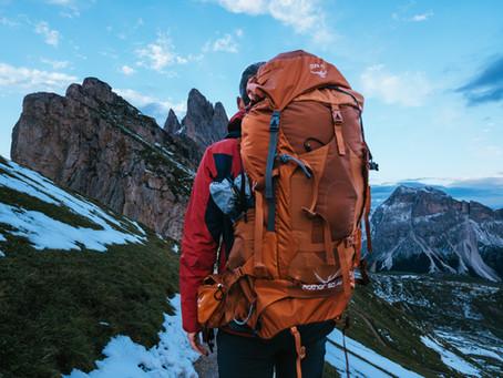 Lo zaino da trekking. Evoluzione e guida alla scelta.