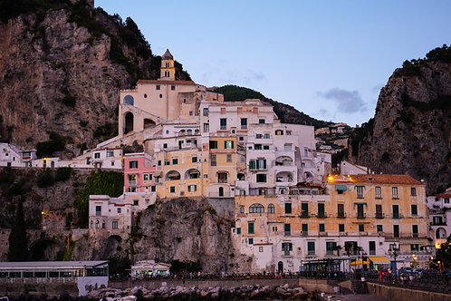 7-Day Trip to Rome and Amalfi Coast for Two