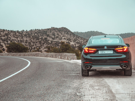 BMW X6: AN SUV BY THE BODY BUT A SEDAN BY NATURE