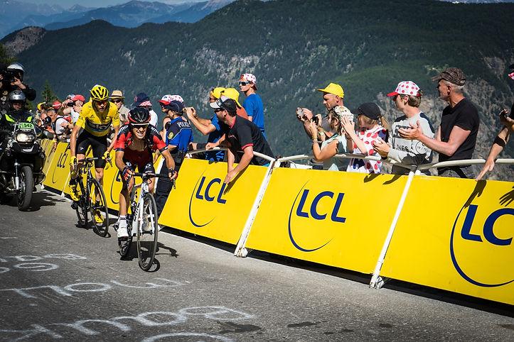 BLAST Tour de France travel