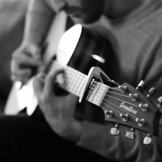 Musician and Creative Arts