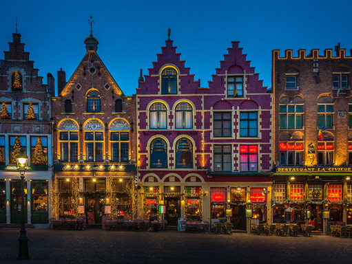 5 dużych miast w Belgii (poza Brukselą), które warto odwiedzić przynajmniej raz w życiu