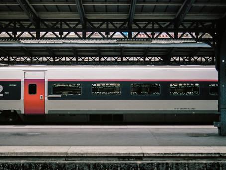 Din decembrie se reintroduc mai multe trenuri de mare viteză care pleacă din Bruxelles
