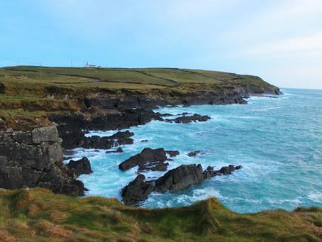 The East Coast of Cork is falling into the sea