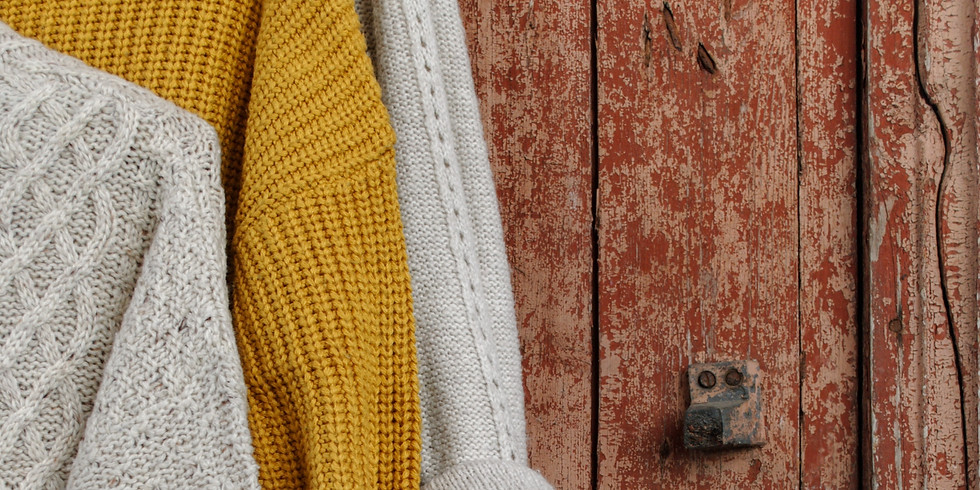 Sweater Mending AFP0