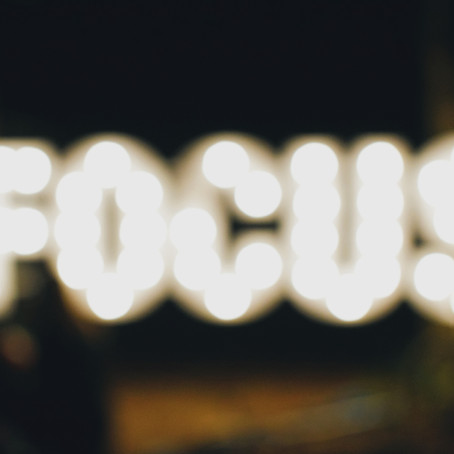 Jo's Journal: How to Refocus and See Things in a New Way