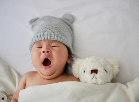 Drei Tipps dein Baby in den Schlaf zu begleiten